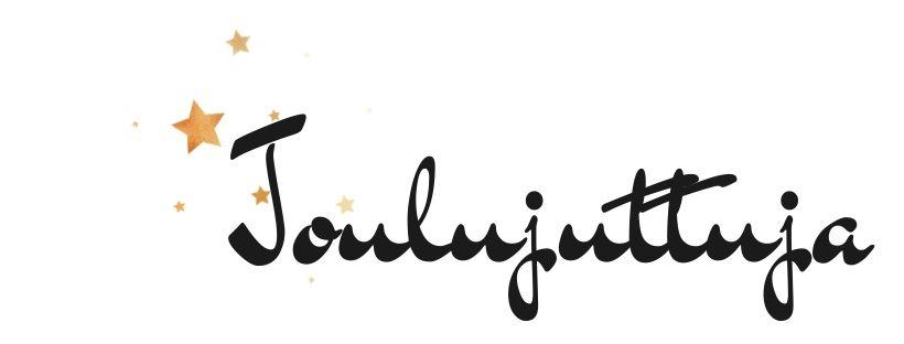 Joulujuttuja logo